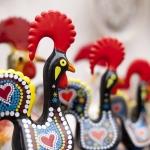 El Gallo de Barcelos, un peregrino en Portugal