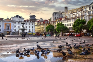 Lisboa, tranquila, sencilla, sentida y a coste cero