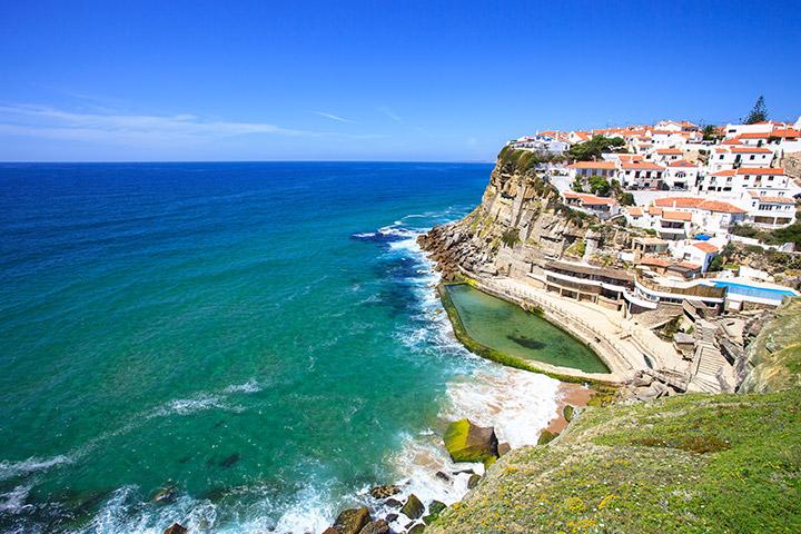 Portugal: Azenhas, Sintra