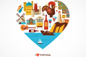 Los principales sitios de interés de Portugal